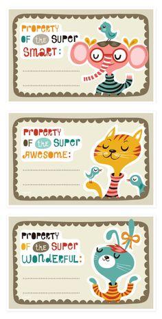 orange you lucky!: printable fun...