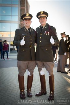The Texas A&M Corps of Cadets participates in game day activities prior to the football game vs. Cop Uniform, Men In Uniform, Military Men, Military Fashion, Mens High Boots, Black Suit Men, Wedding Dress Men, Football Uniforms, Texas A&m