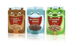 Fresh & Easy Kids Cereals by P&W