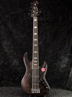 Bacchus WoodLine 5 DX brand new black [Bacchus], [home] [woodline, Deluxe, Deluxe black [Black] [JB, Jazz Bass, jazz bass, Electric Bass, electric bass