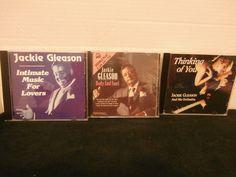 Jackie Gleason Orchestra Music Cd's Honeymooners