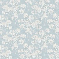 Fine Decor Louisa Wallpaper - Blue