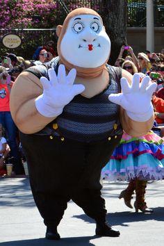 Walt Disney World, Magic Kingdom, Festival of Fantasy Parade, Tangled Float