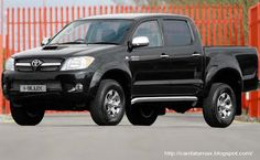Toyota Hilux High Power (2009) Toyota Hilux, Offroad, Cars, Black, Black People, Autos, Off Road, Automobile, Car
