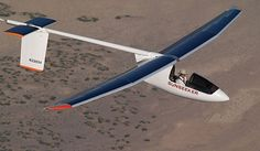 ''Sunseeker'' , the only manned solar-powered aircraft in the world, shows the potential for renewable-energy air travel