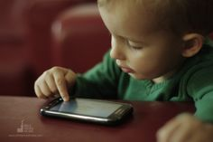 Tablets, mobile phones - best educational toys for our children