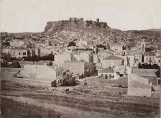 Athens from the foothills of Lykabettus Konstantinos Athanasiou 1870 Athens, Mount Rushmore, Mountains, Nature, Travel, Naturaleza, Viajes, Destinations, Traveling
