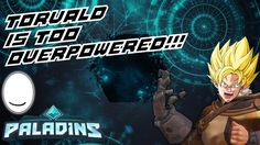 Paladins: Torvald is Too Overpowered!!!