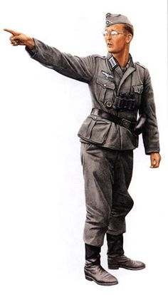 Heer, Leutnant 1942, pin by Paolo Marzioli