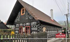 Cicmany Słowacja, European Countries, Cabana, Czech Republic, Country, House Styles, Home Decor, Rural Area, Cabanas, Country Music
