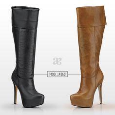 Estas #botas son perfectas para estrenarlas un fin de semana. #moda #fashion