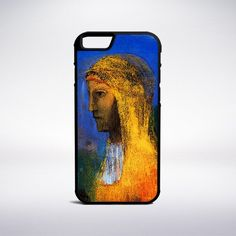Odilon Redon - The Druidess Phone Case – Muse Phone Cases