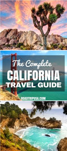 Everything you need to know about visiting California! See the Golden State's top 5 attractions, learn what essential California experiences you must have, and find out how to save on your next trip.