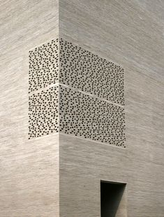 Kolumba Museum in Keulen, door Peter Zumthor