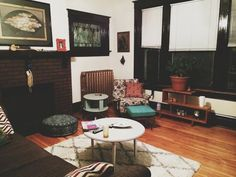 Natalie's Cozy, Contrasting Home Full of Character — House Call