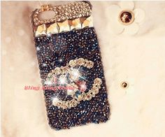 iPhone 5 case, iPhone 4 case, Luxury Phone 4s case, Swarovski iPhone 5 case, crystals iphone 4 case Bling iphone 4 case iPhone 5 bling case