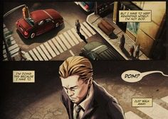 INCEPTION prequel motion comics eXtend the story. Read more here.