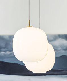 Radiohus Pendant Light from Louis Poulsen VL Family Beach House Lighting, Lounge Lighting, Cool Lighting, Modern Lighting, Lighting Design, Plywood Furniture, Design Furniture, Kitchen Lighting Fixtures, Light Fixtures