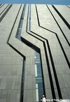 Wonder if I could use a similar motif for my interior walls... Print, not 3D. | Digital Beijing Building (for Olympics 2008)