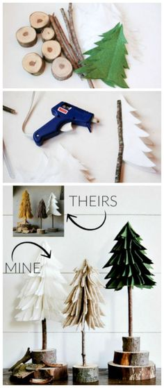 30 Easy Diy Christmas Crafts Ideas For Your Kids 50