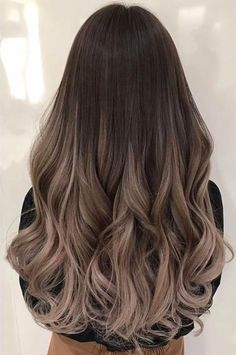 25 Saturating Balayage Ombre Ideas for summer 2018