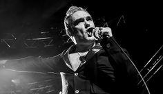 Morrissey bajó su ritmo por sus tratamientos contra el cáncer