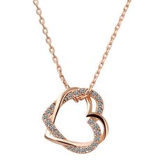 20 Elegant Valentine's Day Jewelry 2015 - London Beep  #beautiful #jewellery #valentine'day #2015 Uk Fashion, Fashion Jewelry, Fashion Women, Valentine Day Special, Valentines Day, Best Gifts For Him, Gold Necklace, Pendant Necklace, Crystal Rhinestone