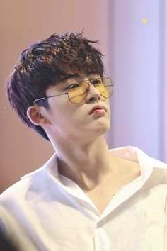 Kim Hanbin cute and cool at the same time ~