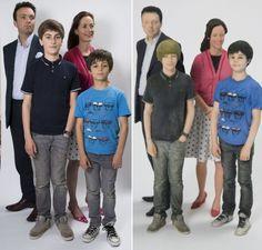 3d printing family portrait - Buscar con Google