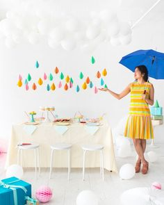 April Baby Showers | Oh Happy Day!