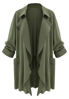 Trenchy coat for fall