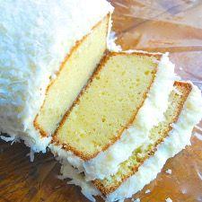 Coconut Loaf Cake http://www.kingarthurflour.com/recipes/coconut-loaf-cake-recipe