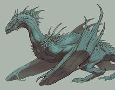 Discover recipes, home ideas, style inspiration and other ideas to try. Creature Concept Art, Creature Design, Tiamat Dragon, Dragon Sketch, Cool Dragons, Dragon Artwork, Creature Drawings, Mythical Creatures, Fantasy Art