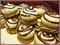 Christmas Sweets, Christmas Baking, Czech Recipes, Oreo Cupcakes, Pastry Cake, Ice Cream Recipes, Holiday Cookies, Chocolate Recipes, Pavlova