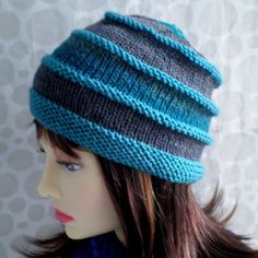 PATTERN for PAGODA Tiered Hat in Coordinating Luxury Wools £1.90  Artesana on folksy.com