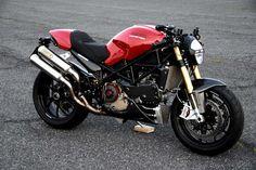 Ducati Monster custom.
