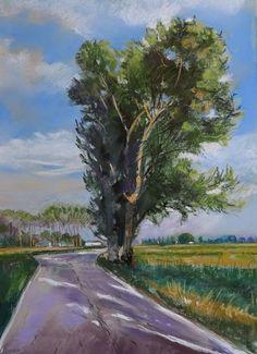 watercolor...ma non solo: L'albero di Maria Teresa