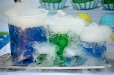 """""""Mad Scientist Party"""" 