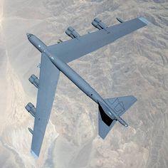 Bombardero B52