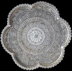 Cuttack silver Filigree, India