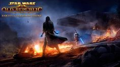 "Novo Trailer de ""Star Wars: The Old Republic"""