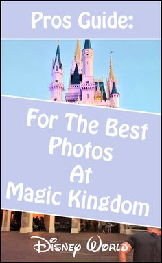 The best photo spots at Disney world where and when there are little to no crowds! How to get the best photos at Disney World during the holidays. Disney World photography| Disney World photo ideas| Disney World photos| Disney World photo shoot| Disney World photo spots| Disney World photo ops|