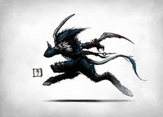 DOTA - Rikimaru the Stealth Assassin by ~Geoffrey-E on deviantART