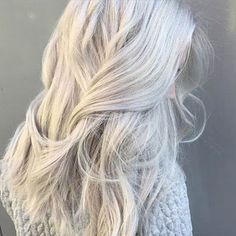 The Shocking Granny Hair Trend | Hairstylo