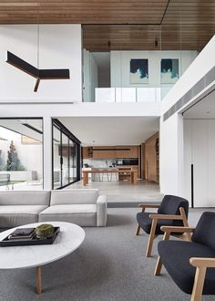 Est Leben Bloomfield Haus Australischen Interieur Figr Architekten 10