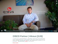 CISCO Partner Video Interjú | #Areus [3:25]