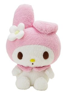"Hello Kitty Friend My Melody Large 16"" Soft Plush"