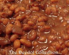 Granny's Baked Beans... https://grannysfavorites.wordpress.com/2015/06/18/grannys-baked-beans-5/