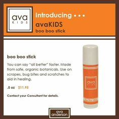 Ok so the first person to place an Ava Anderson Non-Toxic Order today under Party Code: 63798 I'll send a FREE Boo Boo Stick to! And if your order goes over $95 Ava will send you a FREE Hand & Body Lotion!! www.AvaAndersonNonToxic.com/Stewart #avaAGENT #bethechange #nontoxicliving