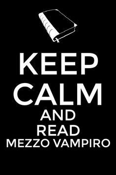 Unmarked Vampire / Mezzo Vampiro by Belinda Laj